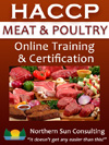 HACCP Meat & Poultry Online Training and Certification